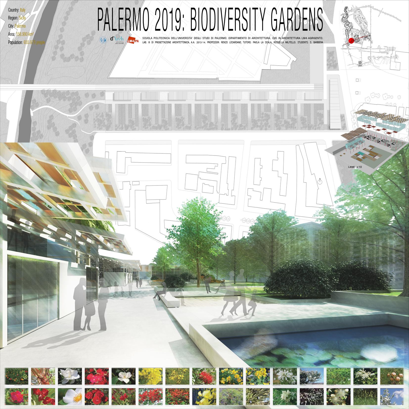 A parigi in mostra i lavori della facolt di architettura for Facolta architettura palermo