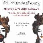 #Caltanissetta. Al Palazzo Ducale di Gela, in mostra i vasi antropomorfi
