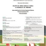 """#Messina. Seminario su """"Sviluppo agricolo e rurale: le potenzialità del territorio"""""""