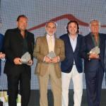 #Catania. Lapillo d'argento: premiati Lando Buzzanca e Sebastiano Somma