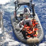 La Marina Militare soccorre 284 migranti, domani sbarcheranno a Messina