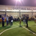 #Barcellona. Inaugurato il campo di calcio a 5 dell'Oratorio Salesiano