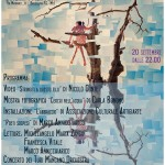 "#Barcellona. Forme d'arte per ""Poesie per la pace"""