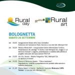 #Bolognetta. Rural Day: cultura, degustazioni e spettaccoli