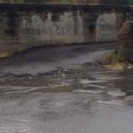 #Barcellona. A rischio esondazione il torrente San Giacomo a Santa Venera
