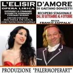 #Palermo. Al Teatro Franco Zappalà va in scena Elisir d'Amore di Gaetano Donizetti