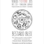 #Modica. Alla Fondazione Grimaldi il Bestiario Ibleo di Amato e D'Amato