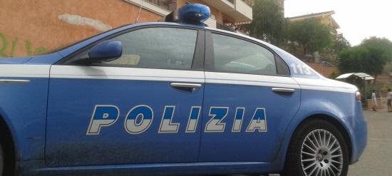 volante catania Polizia