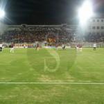 #Calcio. Terza vittoria consecutiva per il Messina, decide Salvemini