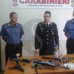 #Barcellona. Furto, proiettili nascosti e droga: 2 arresti e 2 denunce