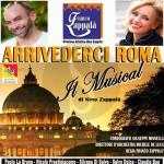 #Palermo. Al Teatro Franco Zappalà il musical Arrivederci Roma