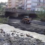 #Barcellona. Il maltempo non ferma la messa in sicurezza di Idria e Longano