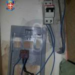 #Falcone. Sorpreso dai carabinieri mentre ruba energia elettrica