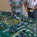 #Catania. Sequestrati mille orologi contraffatti, denunciato un marocchino
