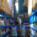 #Misterbianco. La Finanza sequestra un milione e mezzo di prodotti cinesi falsi