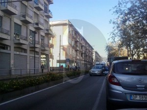 Incidente via Vittorio Emanuele II 27-20-2015