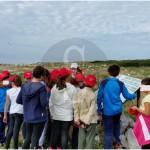#IsoladelleFemmine. Gli scolari in visita alla Riserva Naturale