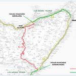 #Messina. Frana sulla A18: il percorso alternativo da Sella Mandrazzi