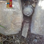 #Scicli. Rinvenuto ordigno bellico in contrada Salipetra, interdetta l'area
