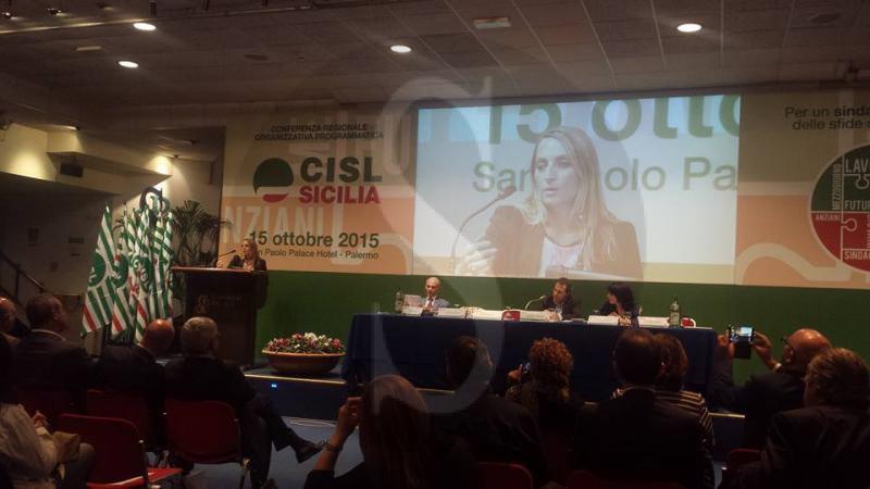 #Sindacato. Francesca Bellia è il nuovo segretario generale di Cisl Scuola Sicilia
