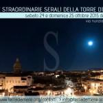 #Palermo. Apertura serale della Torre di San Nicolò all'Albergheria