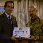 Cooperazione, consegnato materiale informatico alle autorità di Herat