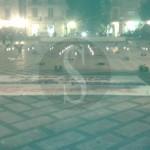 #Barcellona. Stragi in auto, flash mob della CRI per le vittime