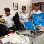 #Palermo. False griffe, sequestrati tremila capi