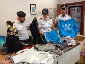 Guardia di Finanza Palermo Falsi