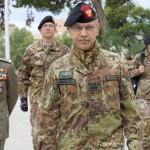 #Sicilia. Visita ai reparti del Capo di stato maggiore dell'Esercito