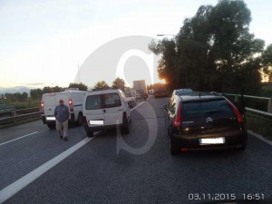 Incidente autostrada 3-11-2015 b