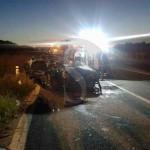 #Barcellona. Grave incidente sulla Messina-Palermo, viabilità in tilt  LE FOTO