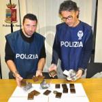 #Santa Croce Camerina. Trasportava hashish in auto, arrestato un corriere