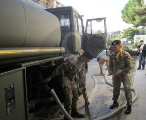 Soldati Brigata Aosta a Messina 4-11-2015 a
