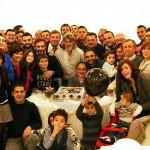 """#Barcellona. Entusiasmo al Club Juventus Doc """"LaTerza Stella"""" per Moreno Torricelli"""