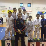 #Arti marziali. Ottimi risultati per l'ASD Centro Taekwondo di Barcellona