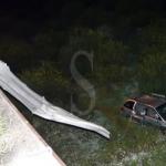 #Messina. Giovane 22enne vola giù con l'auto in tangenziale