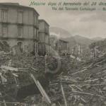 #Terremoto1908. L'inferno per 37 secondi e poi l'oblio della memoria