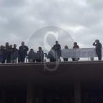 #Trasporti. Accordi non rispettati, nuova protesta dei 30 ex Ferrotel
