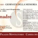 """#Teatro. Giornata della Memoria, """"L'ultima madre"""" a Montecitorio"""