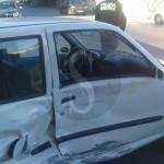 #Barcellona. Incidente tra via del Mare e via Bellinvia