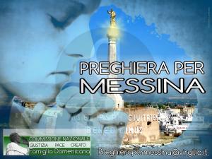 Preghiera per Messina