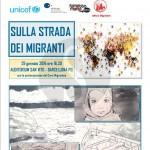 """#Barcellona. Il 29 gennaio l'incontro """"Sulla strada dei migranti"""""""