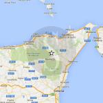 #Messina. Doppio terremoto in provincia a distanza di 8 minuti