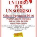 #Messina. Al via la raccolta di libri per i pazienti oncologici del Papardo
