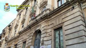 Catania Guardia di Finanza