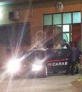 Foto arresto Carabinieri Milanese 24-2-2016 a