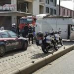 #Messina. Incidente in via Bonino, furgone blocca il tram