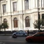 #Messina. Incidente in corso Cavour tra auto e scooter