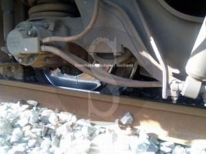 Minuetto deragliato a Roccapalumba 19-2-2016